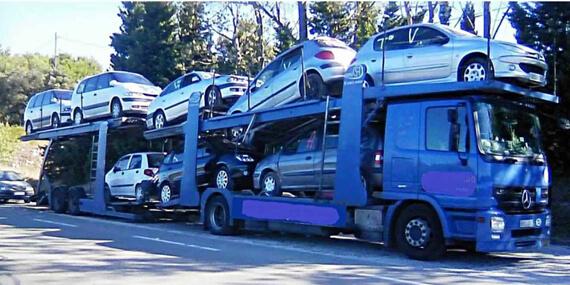 exportation voiture suisse