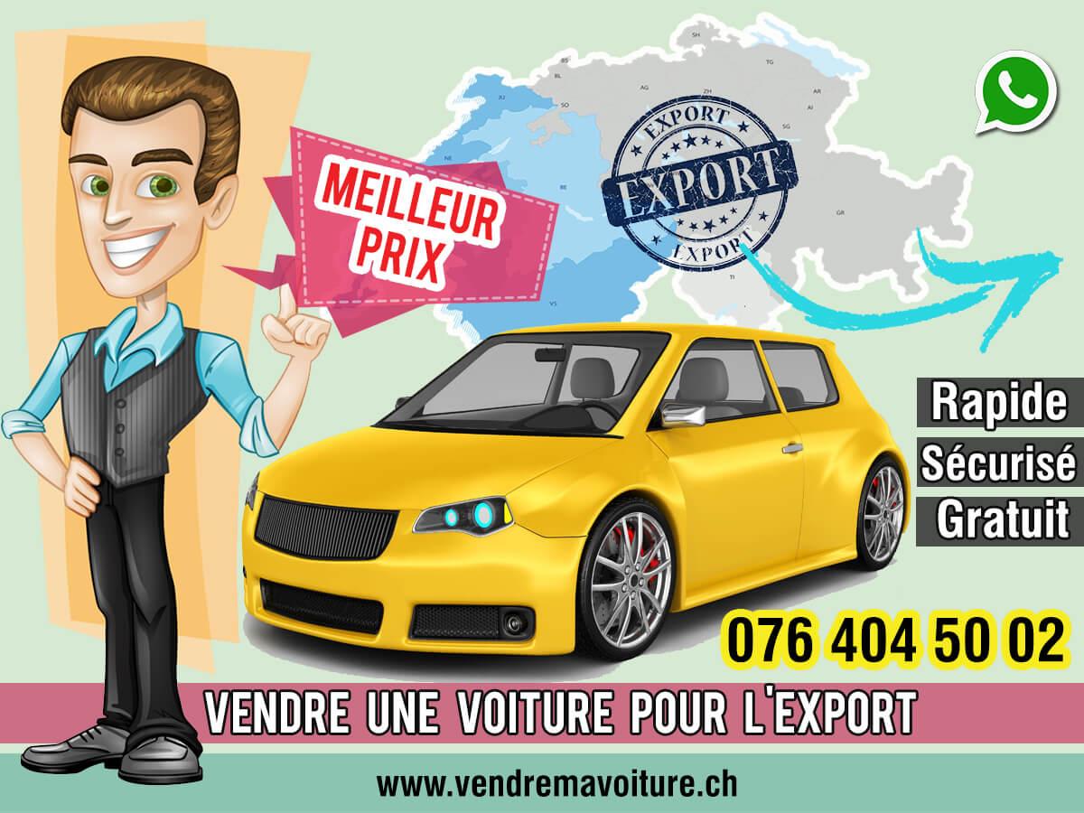 vendre une voiture pour l 39 export vendre ma voiture en suisse. Black Bedroom Furniture Sets. Home Design Ideas